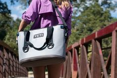 We're dying for the YETI Hopper! Perfect cooler for families who want actually keep things COLD. Ice even stays frozen up to 48 hours.