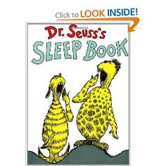 And THIS is my favorite book by dear ole Dr. Seuss (Theodore Geisel) who would have been 108 years old today, if still alive (on this earth!)