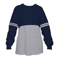 Navy Blue Oxford Gray Pom Pom Hoodie ADULT sizes, Medium >>> Find out more about the great product at the image link.