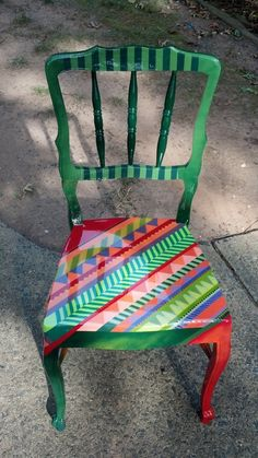 Handpainted and Mosaic Furniture -
