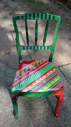 Handpainted and Mosaic Furniture -
