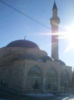 Kurşunlu mosque-Constructive: Her dja Osmanoglu Hodja İbrahim-Year built: 1343-Rebuilt: Sheik Baba Yusuf-Rebuilt year: 1492-Sivrihisar-Eskişehir