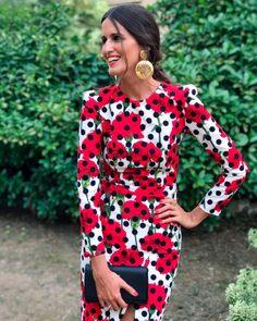 By Handel- ElleSpain Street Look, Work Wear, Womens Fashion, Fashion Beauty, How To Wear, Vintage, Outfits, Inspiration, Dresses