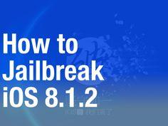 Hướng dẫn Jaibreak iOS 8.1.2 cho người dùng iPhone, iPad
