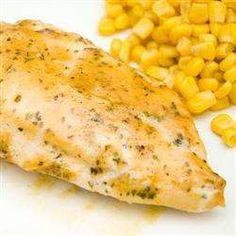Receita de Peito de frango assado ao mel e mostada - Receitas do Allrecipes Brasil