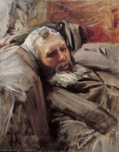 John Singer Sargent, George McCullock on ArtStack #john-singer-sargent #art