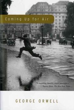 Coming Up for Air (Harvest Book)