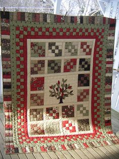 Quilted - Ouvrages d'une Acadienne: Coincidence... ???