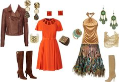 """""""True Autumn"""" by violetnearly on Polyvore"""