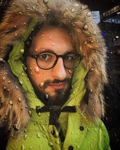 My day off is raining 📱😔👨🏻🚶🏻☔️🌂 #mydayoffwork #day #off #rainingday #rainingmilan #city #around #jacketStoneIsland #green #ALittleColorInThisGrayDay #selfietime #glasses @giorgioarmani_ #face #rain #beard #milan #city #followers #followforlike #hastags #myfriends #myfollowers #socialnetwork #pinterest #tumblr #twitter #instalike #instaphoto #mypageispublic #mypassionphotography #photooftheday