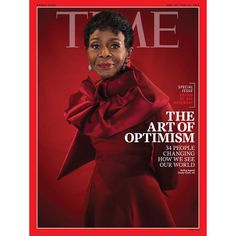 The legendary Cicely Tyson graces the cover of TIME Magazine's second Optimism issue out this month. The issue focuses on the arts. Tyson has been acting. African American Women, American History, African Americans, Delta Sigma Theta, Time Magazine, Magazine Covers, People Change, Celebs, Celebrities