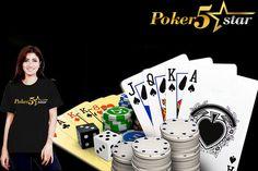 Dengan Berbagai Bonus yang sangat menarik dan mudah di dapat : *Bonus New Member 10% *Bonus Bonus Rakeback 0.3% *Bonus Refferal 20% Seumur Hidup *Support Bank BCA,BNI,BRI & Mandiri *Support Android dan IOS   Info lengkap bisa hubungi Kontak Customer Service Kami : *LINE : poker5star *BBM : D866AC4D *WhatsApp : +855 969439805 *Skype: Poker5star Star K, Poker, Playing Cards, Games, Toys, Cards, Game Cards, Game, Playing Card