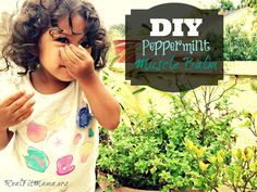 DIY Peppermint Muscle Balm
