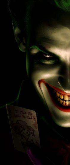 Joker by kara Hq Marvel, Marvel Dc Comics, Art Et Illustration, Illustrations, Comic Books Art, Comic Art, Cyberpunk, Science Fiction, Nananana Batman