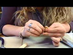 Wire Wrapped Rings tutorial, My Crafts and DIY Projects