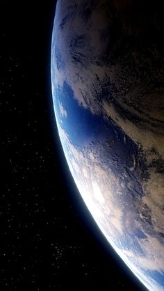 Earth from space  Beautiful!