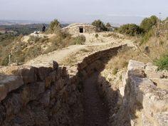 La comarca de los #Monegros organizará durante todo 2014 visitas guiadas a los espacios del Frente de #Aragón @lazoleonlazo