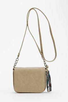 Cooperative Sage Tassel Crossbody Bag
