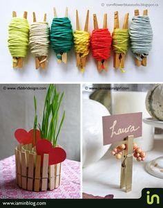 77 Best Christmas Clothespin Crafts Images Clothespins Clothespin