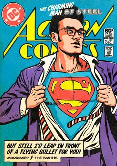 Marvel meets Morrissey: the new-wave superheroes   The Smiths