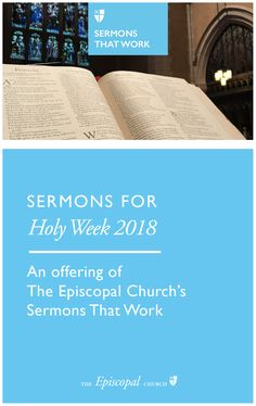 Sermons for Holy Week 2018 Compilation