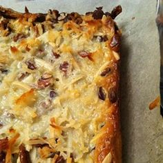 """(Gluten Free) Magic Cookie Bars 