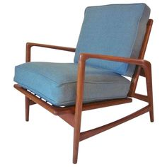 Lovely Danish Lounge Chair