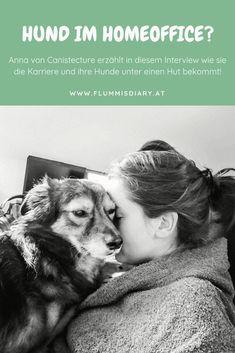 Hund im Home Office? Anna erzählt wie sie das schafft! #homeoffice #karriere #hund #job #arbeiten #home #office #dog #arbeit #leben #alltag Home Office, Tricks, Kitty, Dogs, Movie Posters, Anna, Hairstyle, Lifestyle, Happy Dogs