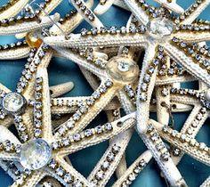 rhinestones+and+starfish