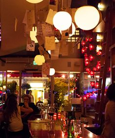For ANSE- The 10 Most Romantic Bars In S.F. — Grab A Date And Go! #refinery29
