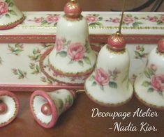 made by Decoupage Atelier - Nadia Kior Decoupage, Atelier