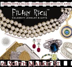 """Reproductions of """"iconic"""" jewelry..."""