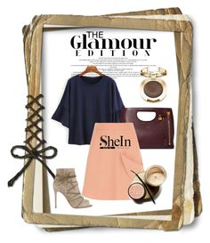 """Bell Sleeve"" by catherine-earnshaw ❤ liked on Polyvore featuring Gianvito Rossi, Tom Ford and J.W. Anderson"