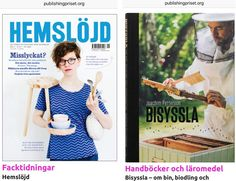 Stort grattis! önskar vi tidskriften Hemslöjd och handboken Bisyssla till Publishingpriset 2016! . http://shop.slojdmagasinet.se/shop/bisyssla/ . AnneSofie med Slöjdmagasinet www.slojdmagasinet.se . #handarbete #tillsalu #säljes #slöjdkunskap #slojdbocker #slöjd #slöjdmagasinet #slojdmagasinet #hemslöjden #hemslojd #hemslöjd #bok #boktips #böcker #books #småföretagare #egenföretagare #kvinnligtföretagande #tidskriftenhemslöjd #tidskriftenhemslojd #bisyssla #publishingpriset…
