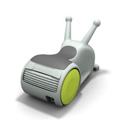I so used to ride the avcuum cleaner as a kids so this makes sense.  Rideable Vacuum Cleaner by Kristina Andersson