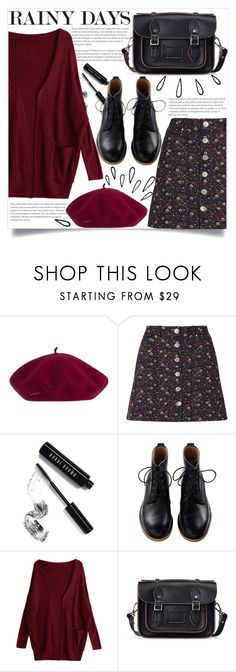 """""""Rainy days"""" by the-trail-of-stars ❤ liked on Polyvore featuring Old Navy, Miss Selfridge and Bobbi Brown Cosmetics"""