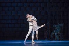 Rosalinda. Ballet de Santiago. Foto de Patricio Melo