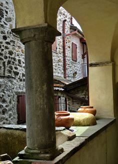 PONTICELLO frazione di Filattiera (Toscana) - dopo la ristrutturazione - by Guido Tosatto