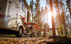 Searching for the best fall RV tips? With this guide from Safeguard Self Storage, you can plan a breathtaking excursion before winter. Ways To Travel, Rv Travel, Holiday Travel, Holiday Fun, Holiday Trip, Vacation Images, Rent Rv, Plan Your Route, Rv Parks And Campgrounds