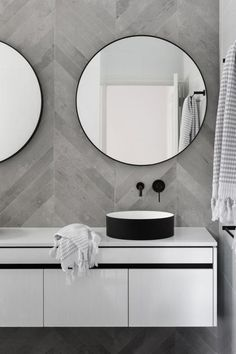Bathroom design. get a look with prodigg borra basins