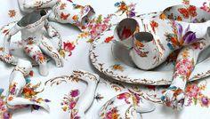 3d print | porcelain tattoos by kim joon
