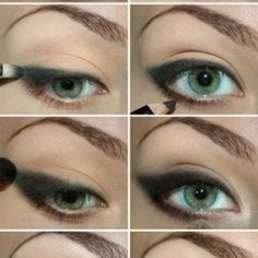"""Beautiful """"Going Out"""" Eyes"""