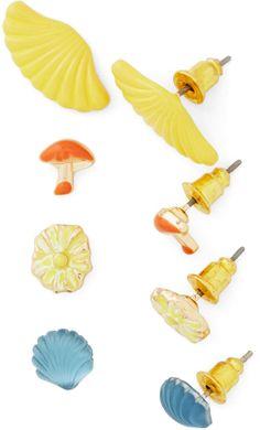 Tiny Trinkets Earring Set