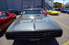 #Murdered #Dodge #Charger #musclecar #LetsGetWordy