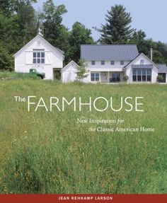 Farmhouses.  love the simply roof lines, the big oversized window, and then the teeny tiny windows