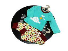 Conjunto ropa infantil