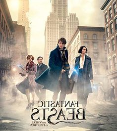 Fantastic Beasts and Where to Find Them (3D + Blu-ray + DVD + Digital HD + UltraViolet)