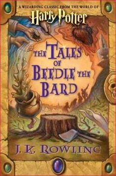 Libro De Harry Potter The Tales Of Beedle The Bard