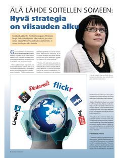 Haastattelu Horisontti-lehdessä. Lähde: http://www.hmma.fi/horisontti-lehti (nro 3/2013)