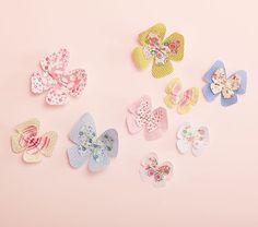 Butterfly Stick-On Decor #PotteryBarnKids